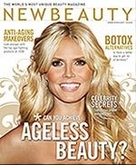 New Beauty Magazine Cover 2